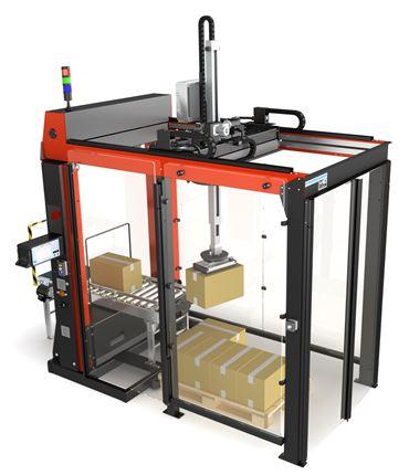 CJL PACK robot-in-a-box - palettisation entièrement automatique