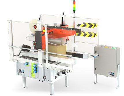CJL PACK t-602 fermeuse de caisses carton multi-format automatique
